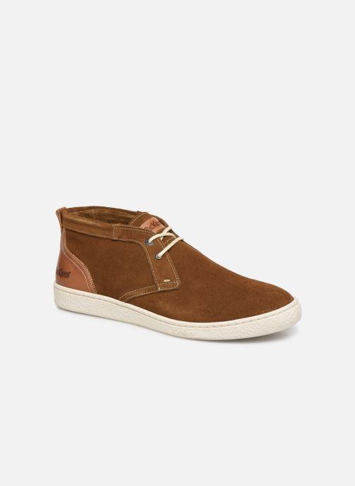 Sneakers Kickers Sanper Marrone vedi dettaglio/paio