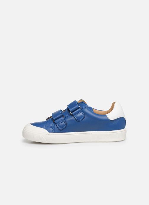 Sneakers Acebo's Basket 5324 Azzurro immagine frontale