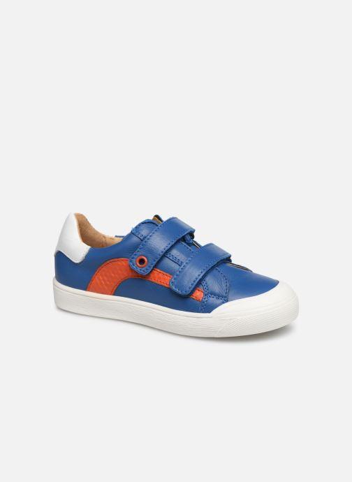 Sneakers Acebo's Basket 5324 Azzurro vedi dettaglio/paio