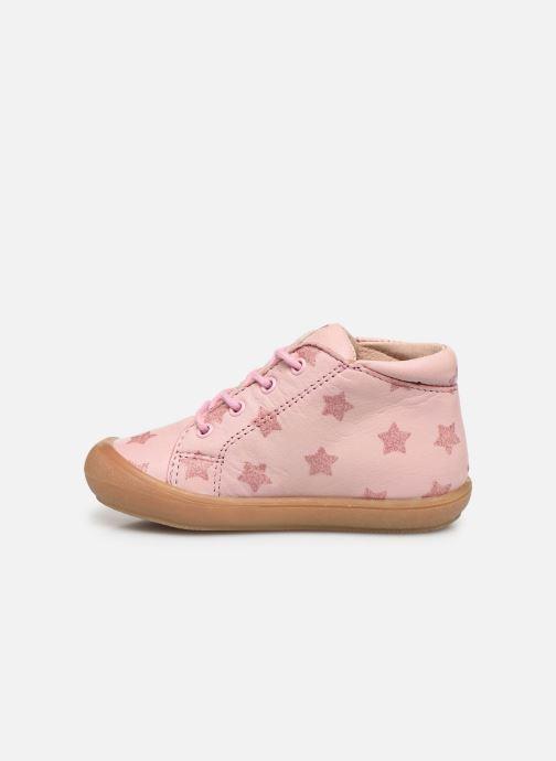 Stiefeletten & Boots Acebo's Bottillons 1148PE rosa ansicht von vorne