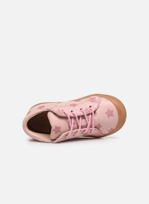 Stiefeletten & Boots Acebo's Bottillons 1148PE rosa ansicht von links