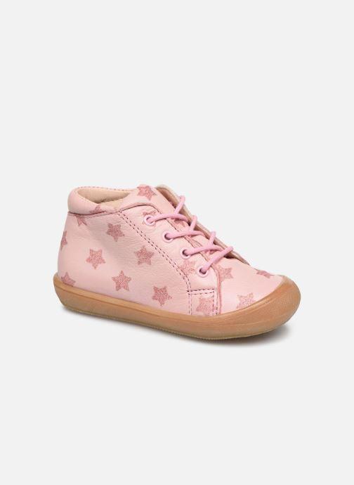 Stiefeletten & Boots Acebo's Bottillons 1148PE rosa detaillierte ansicht/modell