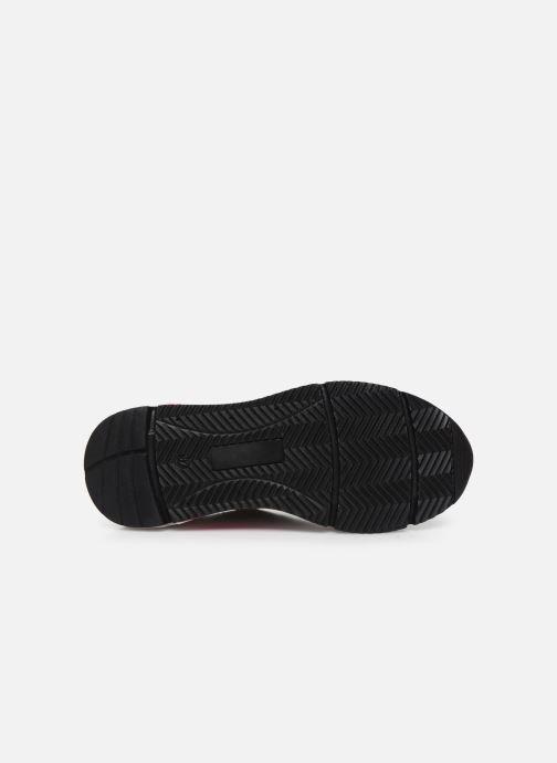 Sneakers Acebo's Basket 9800LU Zilver boven