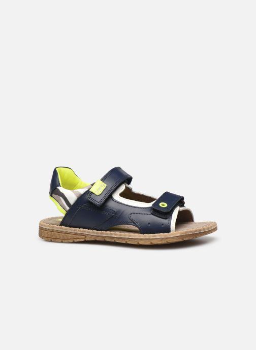 Sandali e scarpe aperte Stones and Bones Denos Azzurro immagine posteriore