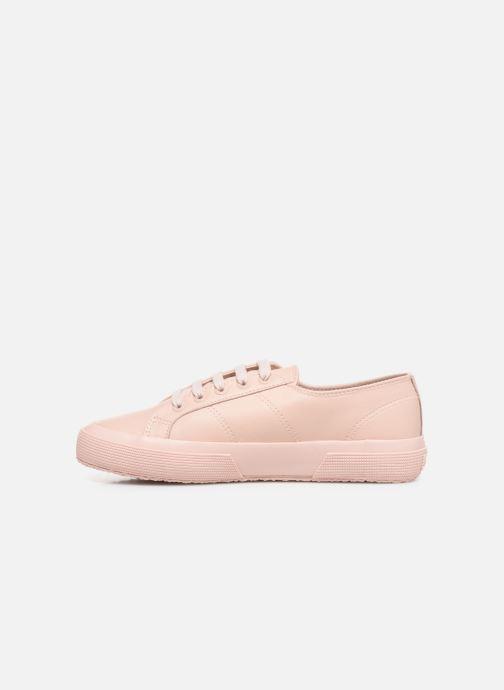 Sneakers Superga 2750 Nappaleau Roze voorkant
