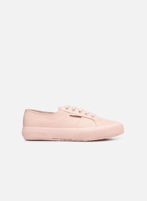 Sneakers Superga 2750 Nappaleau Roze achterkant