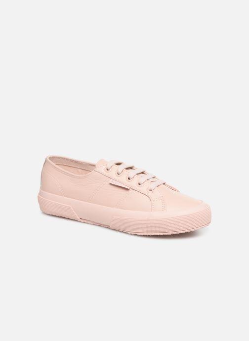 Sneakers Superga 2750 Nappaleau Roze detail