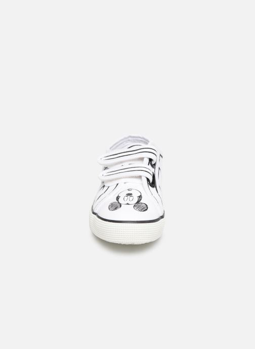 Sneakers Superga Disney X 2750 J Velcro E Wit model