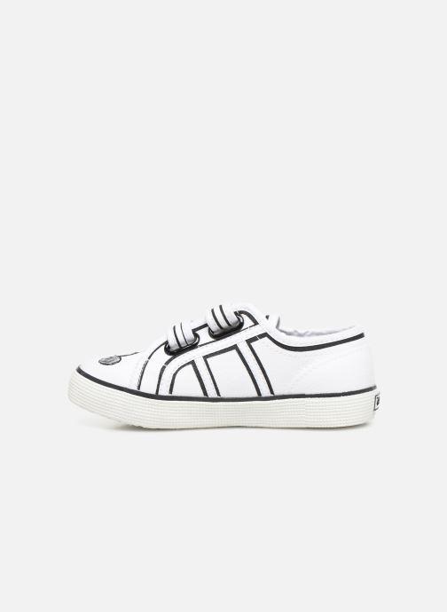 Sneakers Superga Disney X 2750 J Velcro E Wit voorkant