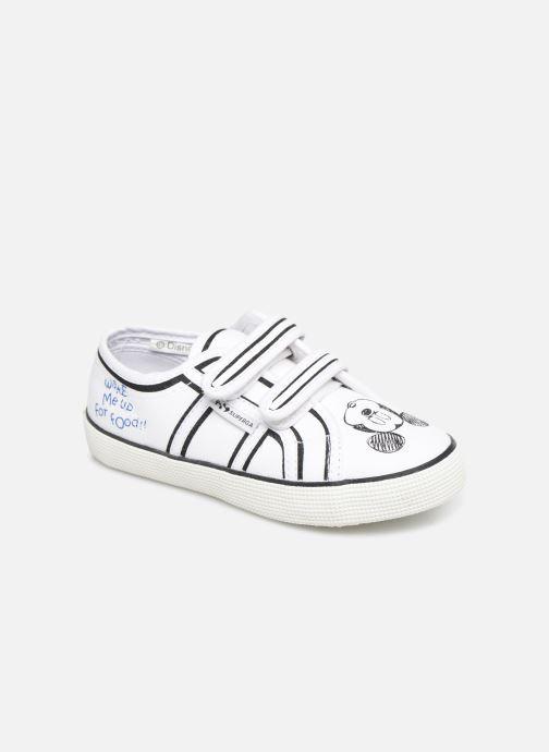 Sneakers Superga Disney X 2750 J Velcro E Wit detail