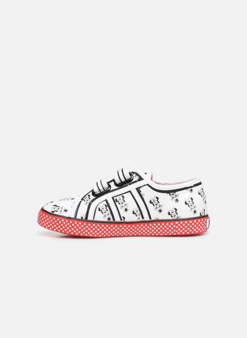 Sneakers Superga Disney X 2750 J Velcro E Bianco immagine frontale