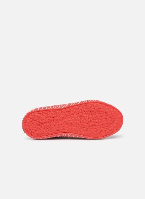 Sneakers Superga Disney X 2750 J Velcro E Wit boven