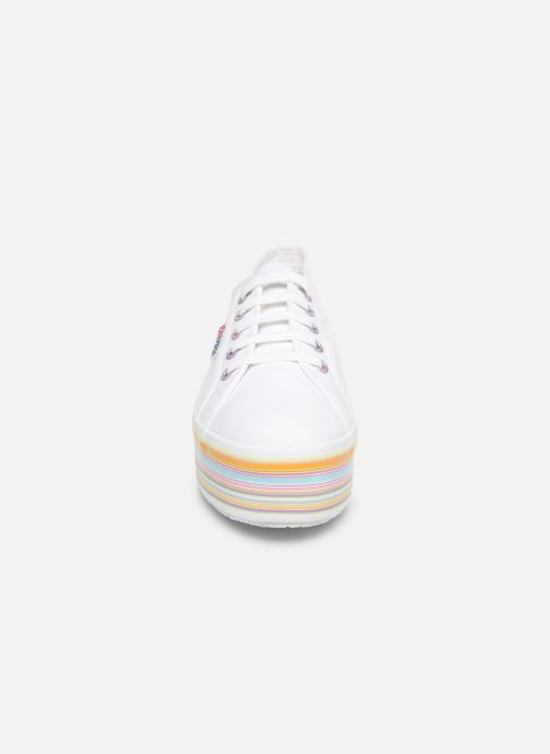 Sneakers Superga 2790 Multicolor Cot W Wit model