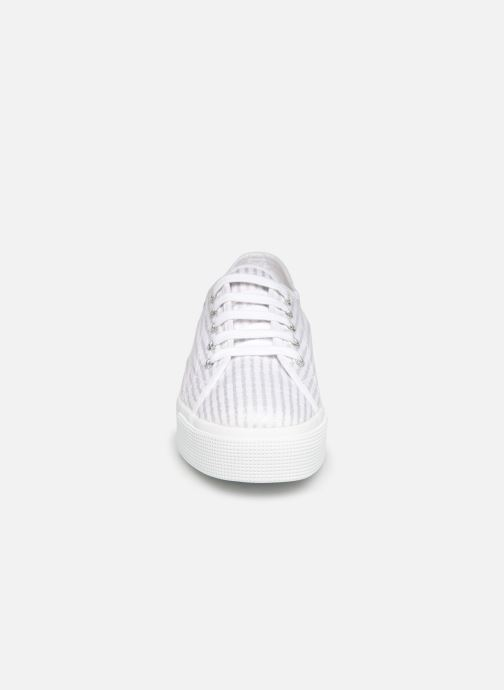 Sneakers Superga 2730 Cot Lame W Wit model