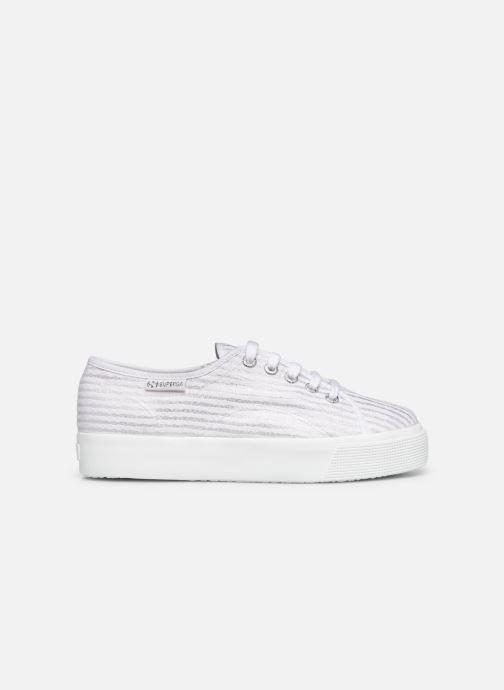 Sneakers Superga 2730 Cot Lame W Bianco immagine posteriore