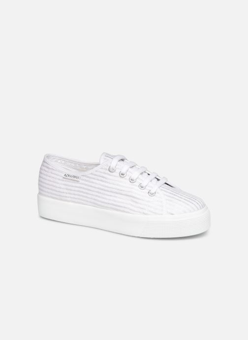 Sneakers Superga 2730 Cot Lame W Bianco vedi dettaglio/paio