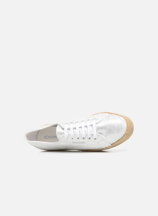 Sneakers Superga 2790 Jersey Frost Lame W Zilver links