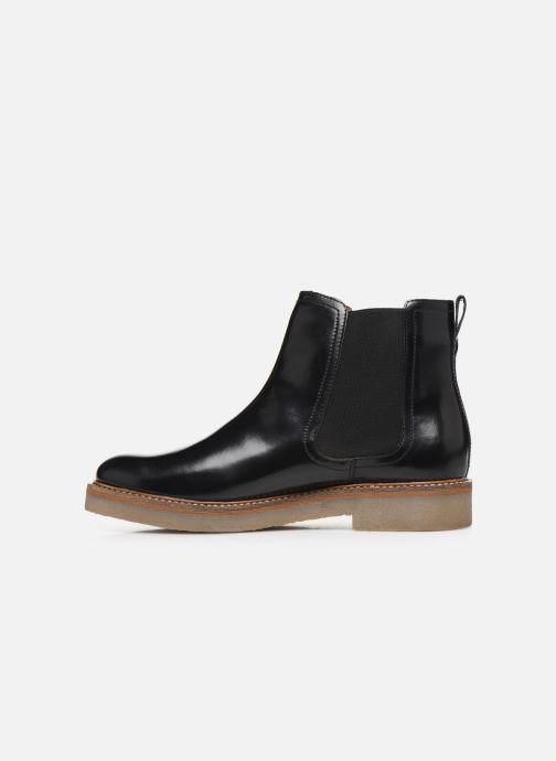 Stiefeletten & Boots Kickers OXFORDCHIC 82 schwarz ansicht von vorne