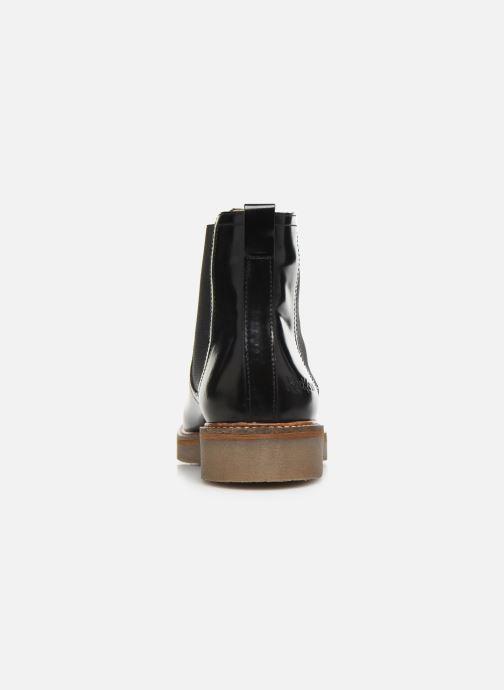 Bottines et boots Kickers OXFORDCHIC 82 Noir vue droite
