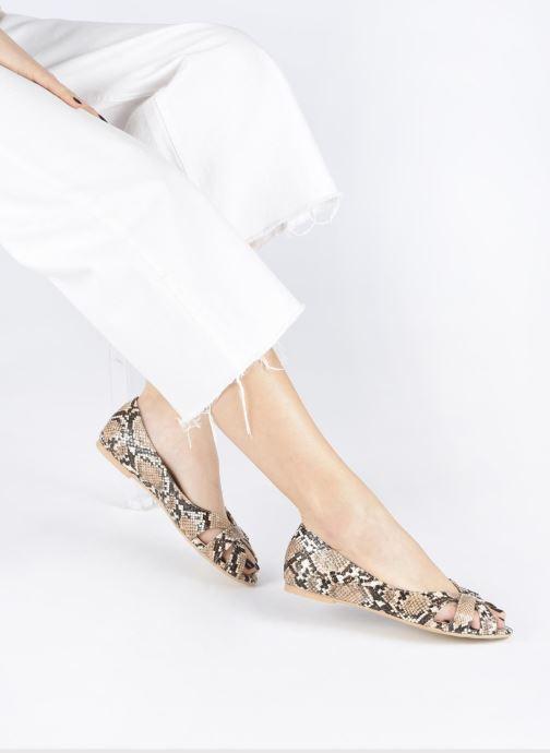 Bailarinas I Love Shoes CARRENITA Multicolor vista de abajo