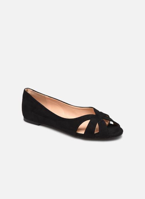 Ballerines I Love Shoes CARRENITA Noir vue détail/paire