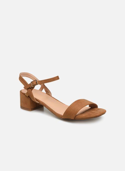 Sandalias I Love Shoes CANANI Marrón vista de detalle / par