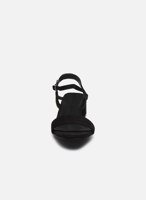Sandali e scarpe aperte I Love Shoes CANANI Nero modello indossato