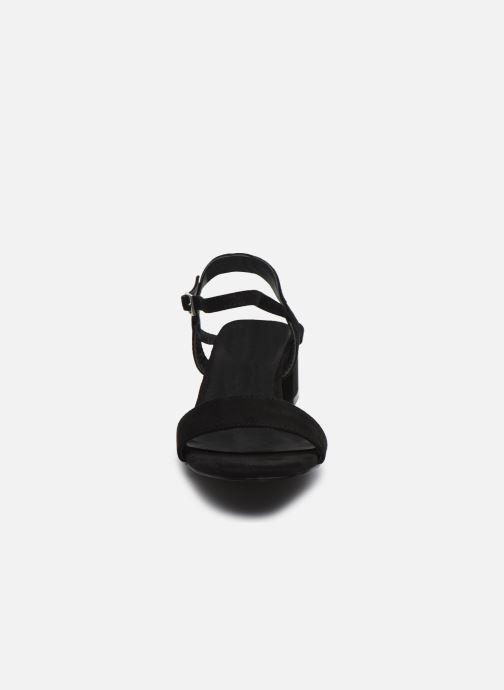 Sandales et nu-pieds I Love Shoes CANANI Noir vue portées chaussures