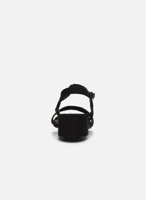 Sandales et nu-pieds I Love Shoes CANANI Noir vue droite