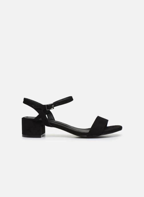 Sandales et nu-pieds I Love Shoes CANANI Noir vue derrière