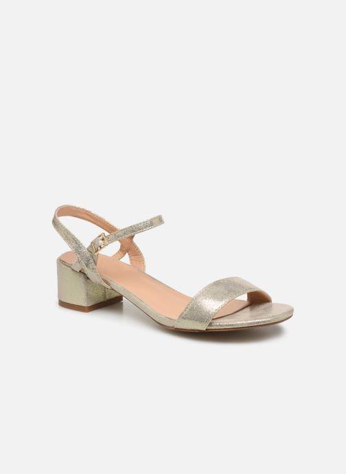 Sandalias I Love Shoes CANANI Oro y bronce vista de detalle / par