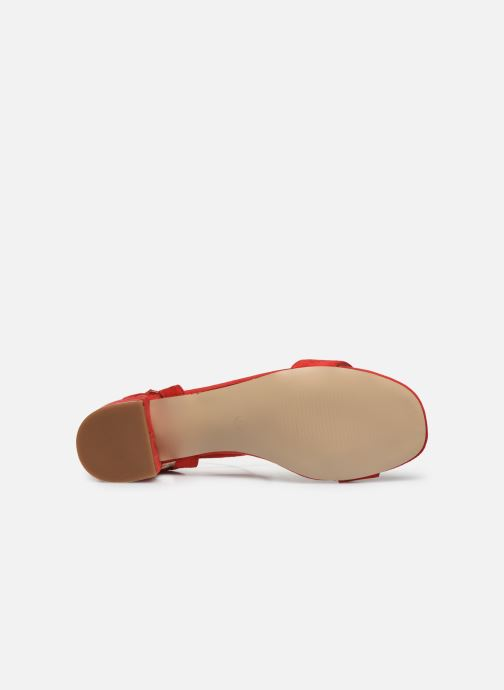 Sandalias I Love Shoes CANANI Rojo vista de arriba