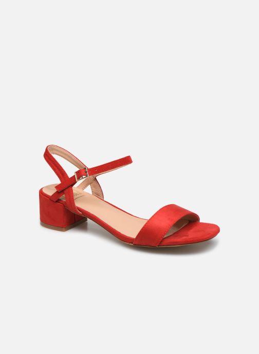 Sandales et nu-pieds I Love Shoes CANANI Rouge vue détail/paire