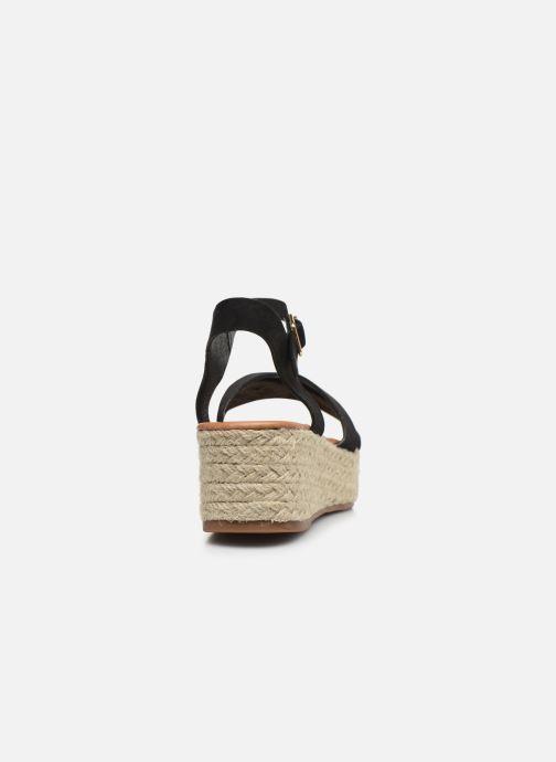 Espadrilles I Love Shoes CAROISA Noir vue droite