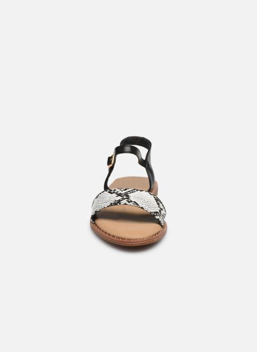 Sandali e scarpe aperte I Love Shoes CAUZY Bianco modello indossato