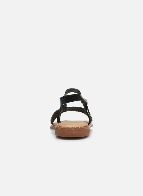 Sandalen I Love Shoes CAUZY weiß ansicht von rechts