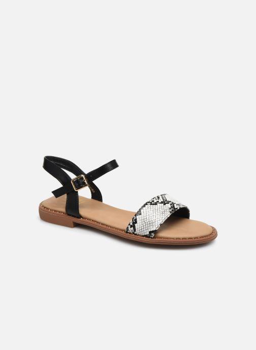 Sandalen I Love Shoes CAUZY weiß detaillierte ansicht/modell