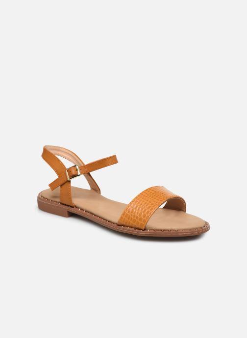 Sandalen I Love Shoes CAUZY gelb detaillierte ansicht/modell