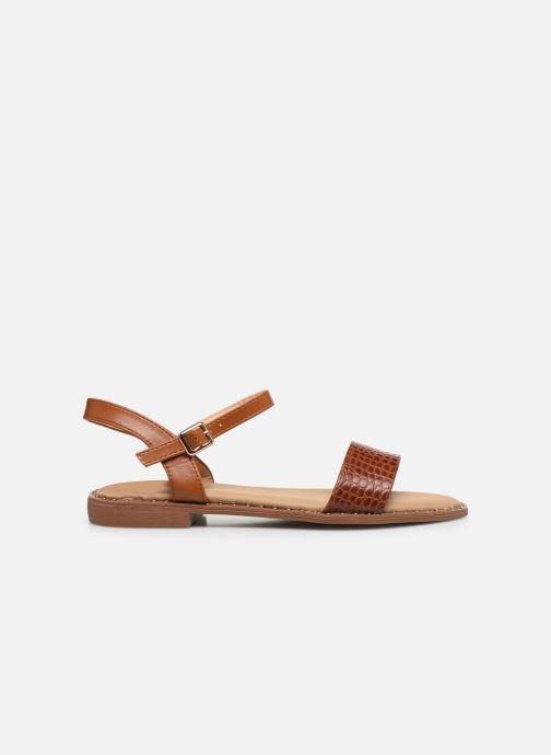 Sandalias I Love Shoes CAUZY Marrón vistra trasera