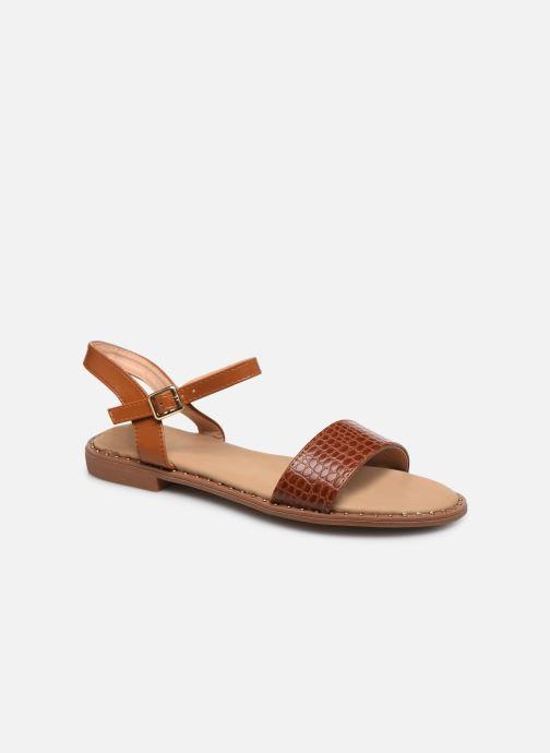 Sandalias I Love Shoes CAUZY Marrón vista de detalle / par