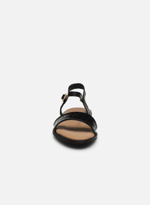 Sandalias I Love Shoes CAUZY Negro vista del modelo