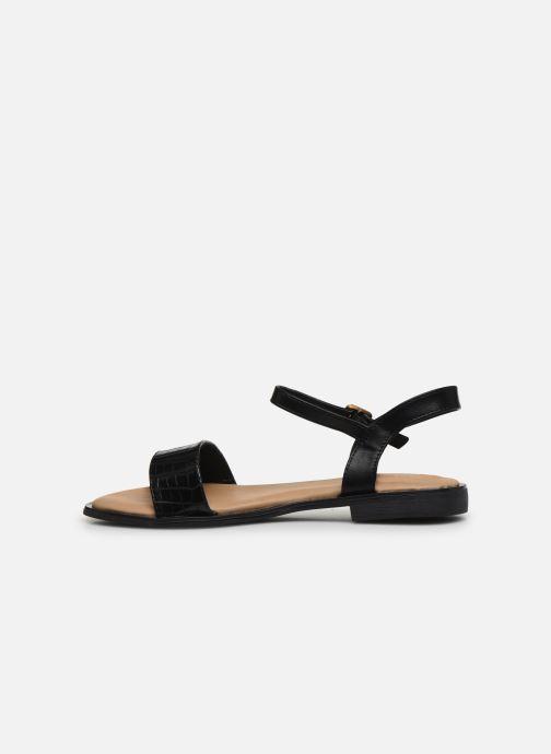 Sandalias I Love Shoes CAUZY Negro vista de frente