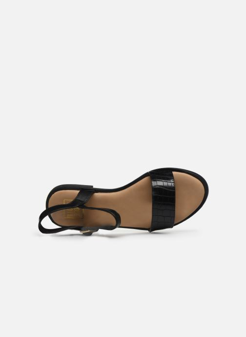 Sandalias I Love Shoes CAUZY Negro vista lateral izquierda