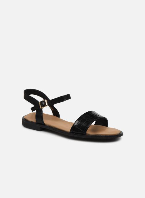 Sandales et nu-pieds I Love Shoes CAUZY Noir vue détail/paire