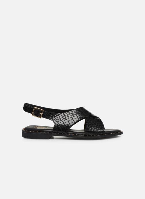 Sandalen I Love Shoes CAPITA schwarz ansicht von hinten