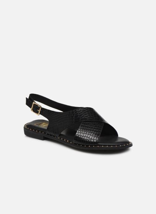 Sandalen I Love Shoes CAPITA schwarz detaillierte ansicht/modell