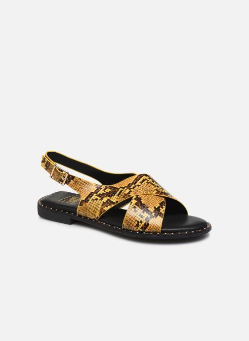 Sandalias I Love Shoes CAPITA Amarillo vista de detalle / par