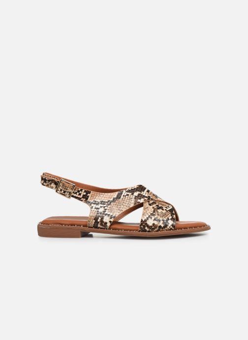 Sandales et nu-pieds I Love Shoes CAPITA Marron vue derrière