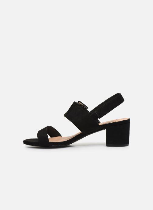 Sandalias I Love Shoes CACTOS Negro vista de frente