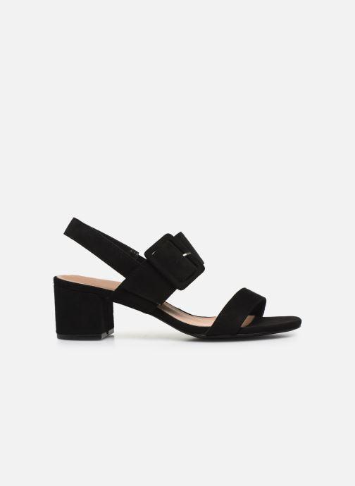 Sandalias I Love Shoes CACTOS Negro vistra trasera